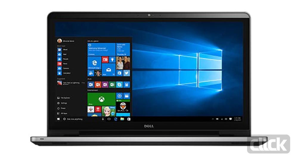 بررسی اجمالی لپتاپ Dell Inspiron 17 i5759-8837SLV