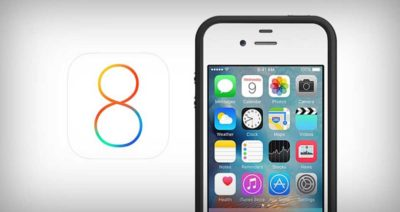 iOS 8 برای آیفون 4