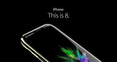 آیفون 8، تنها محصول اپل با صفحهنمایش OLED در سال 2017