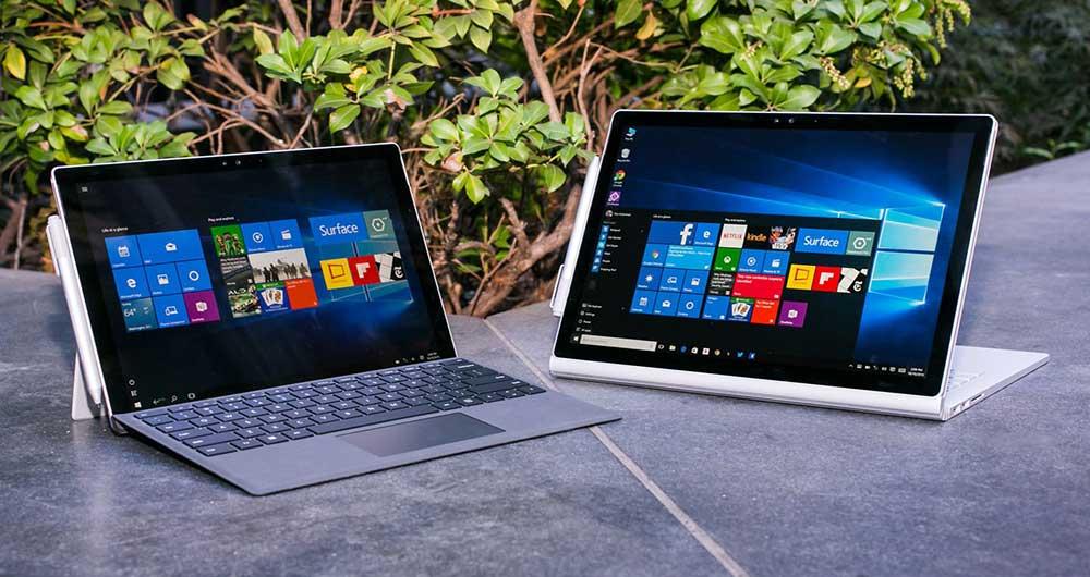 انتشار تصاویری جدید از Surface Pro 5 مایکروسافت