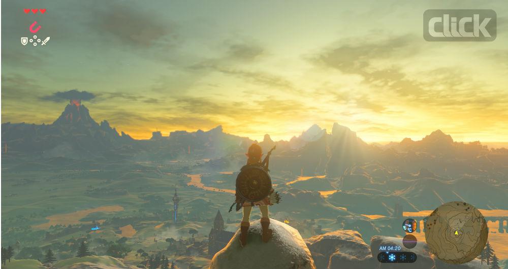 دنیای بی نهایت Zelda