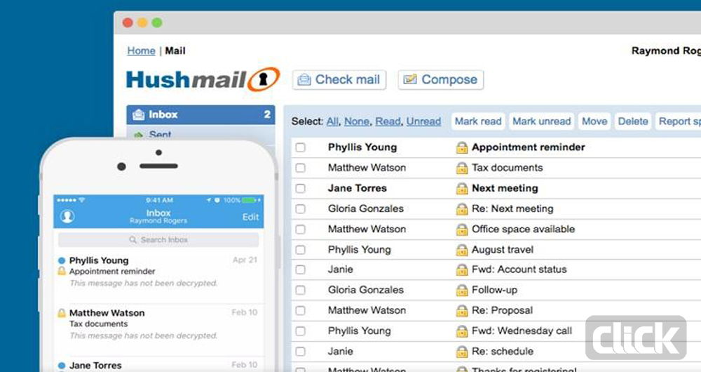 چگونه اکانت ایمیل ناشناس بسازیم