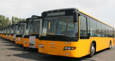 ناوگان هوشمند اتوبوسرانی