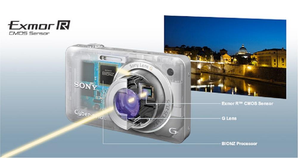 دوربین های سونی exmor