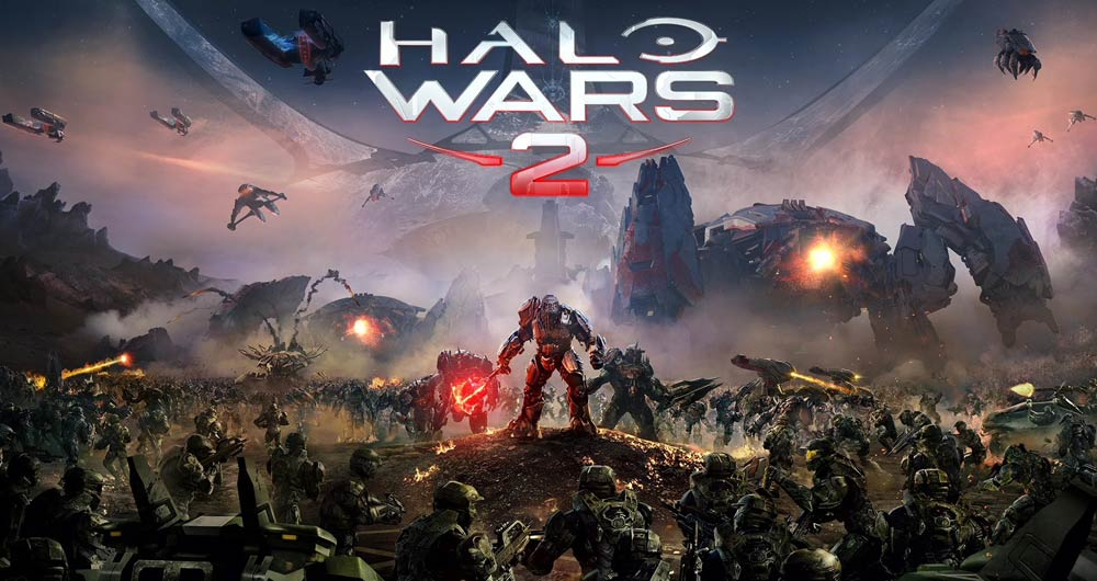 نسخه دموی رایگان بازی Halo Wars 2 منتشر شد