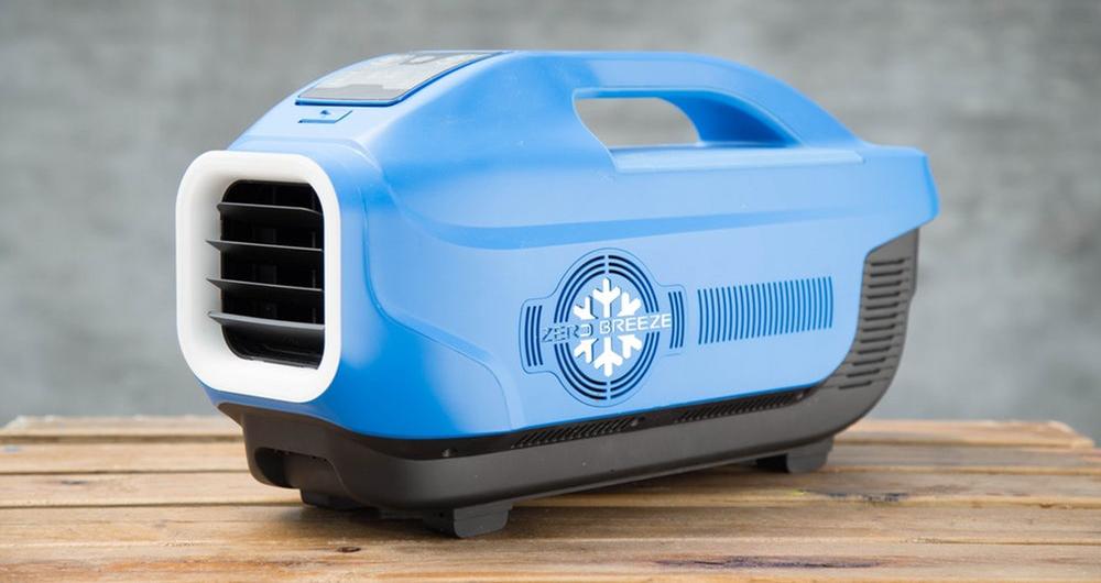 تهویه هوای همراه در روزهای گرم یک وسیله همهفنحریف