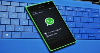 حذف اکانت واتس اپ از ویندوز فون ۱۰ در کمتر از ۵ دقیقه