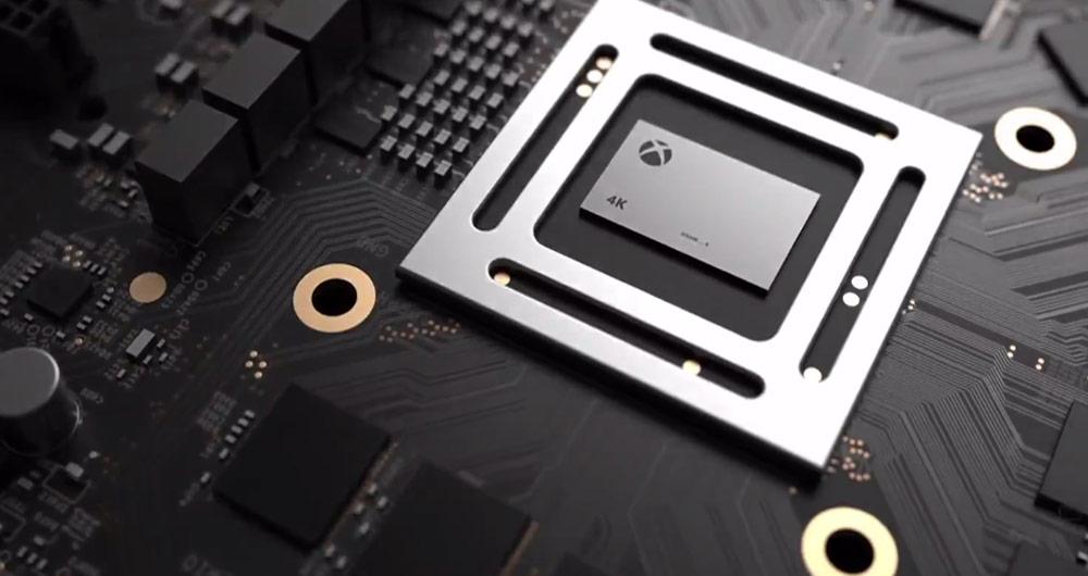 مایکروسافت در حال آماده سازی عناوین Xbox Scorpio است