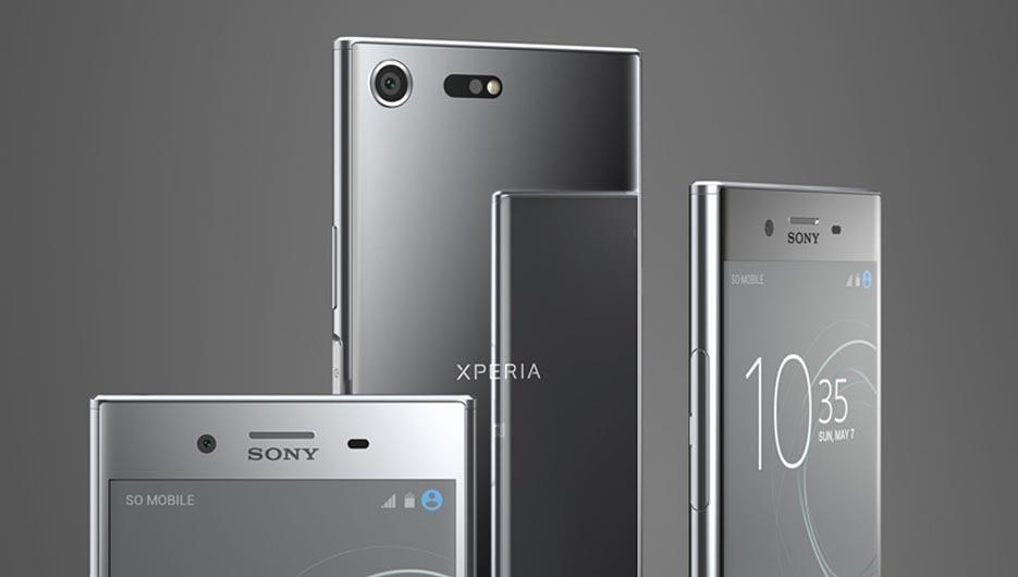 بهترین گوشی mwc 2017 سونی اکسپریا xz پرمیوم