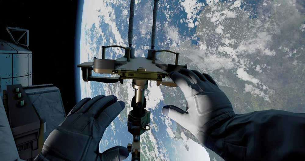 فرود از فضا