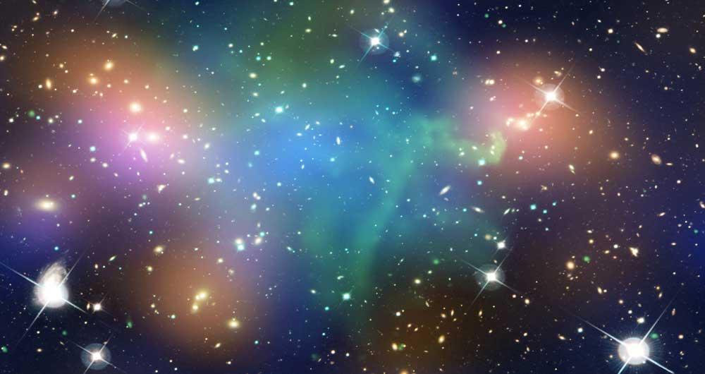 کشف میدان مغناطیسی بزرگ در جهان