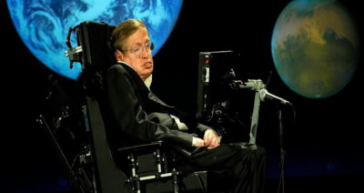 Stephen Hawking Just Announced He's Going to Space