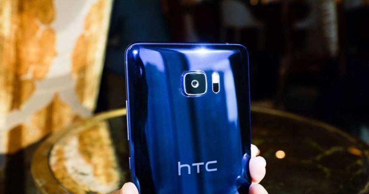 عمر باتری HTC U Ultra