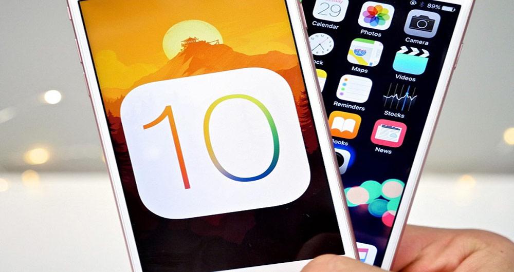 آموزش تصویری دانگرید سیستم عامل iOS نسخه ۱۰٫۳ بتا به نسخه ۱۰٫۲٫۱