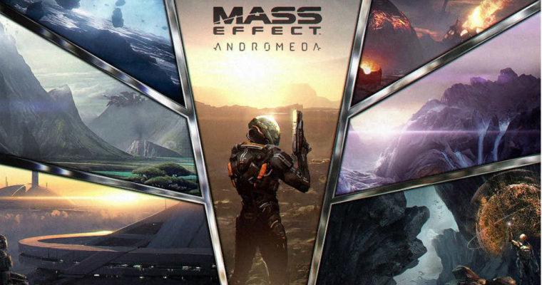 نقد و بررسی بازی Mass Effect: Andromeda از دید منتقدین معتبر دنیا