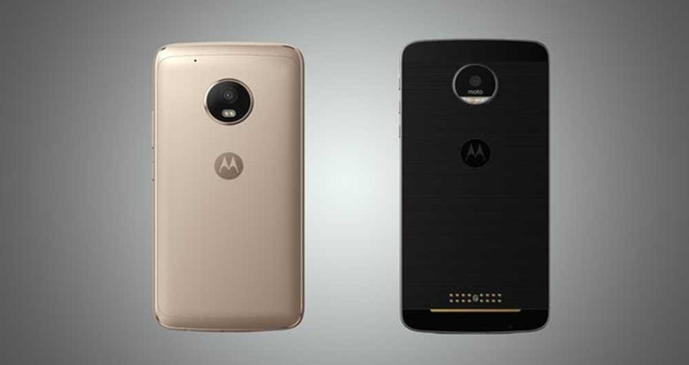 مقایسه تخصصی دو گوشی موتورولا Moto G5 Plus و Moto Z