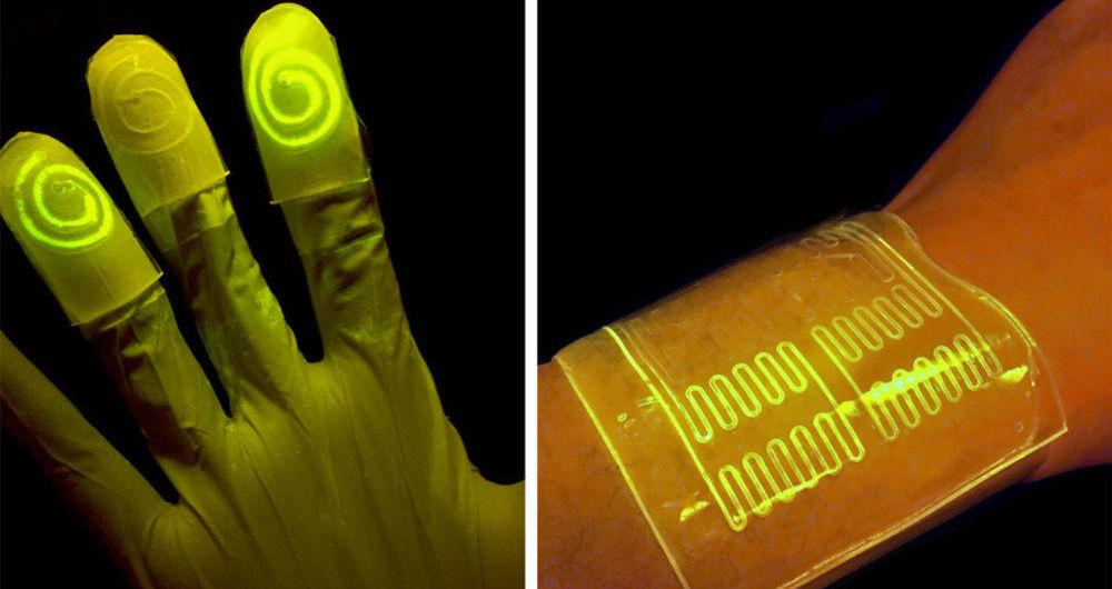 سنسورهای پوشیدنی نوری