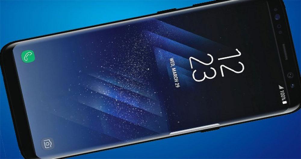 تصاویر جدید از گلکسی S8 سامسونگ
