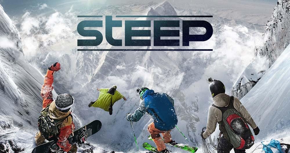 بازی Steep برای مدت محدودی رایگان میشود