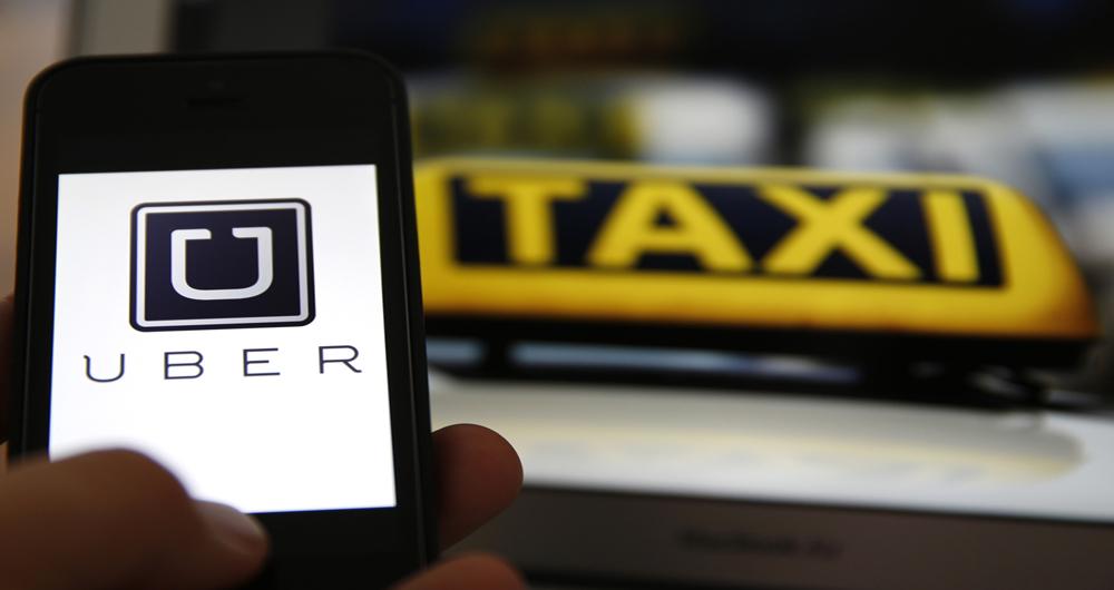 ممنوعیت ارائه سرویس Uber در دانمارک