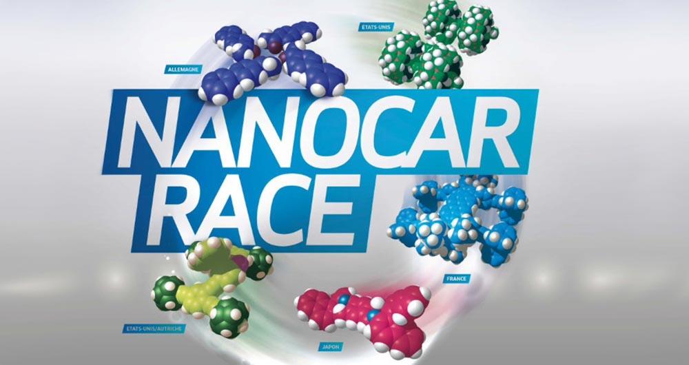 برگزاری کوچکترین مسابقه اتومبیل رانی جهان بر روی یک قطعه طلا