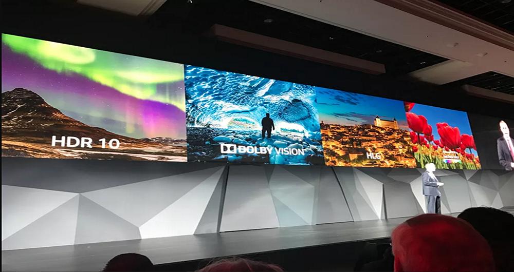کیفیت بالاتر تصویر تلویزیونها با فناوری جدید HDR10+