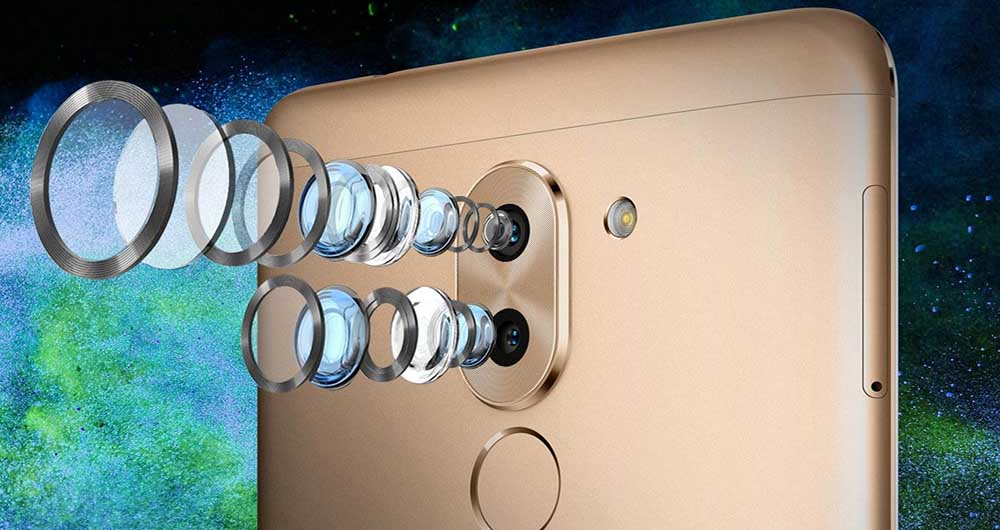 تکنولوژی لنز دوگانه و خلق تصاویر باکیفیتتر