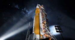 سیستم پرتاب فضایی