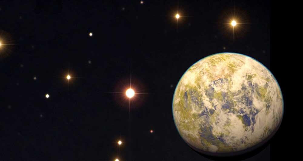 کشف اتمسفری جدید در اطراف یک سیاره مشابه زمین