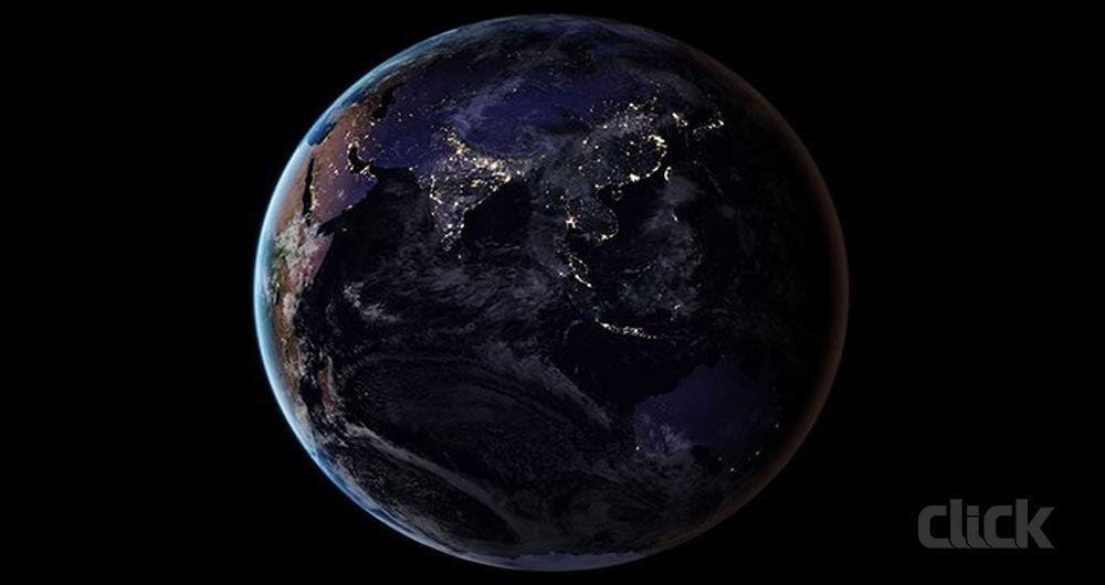 ناسا برای اولین بار عکسهایی از شبهای زمین ارائه داد