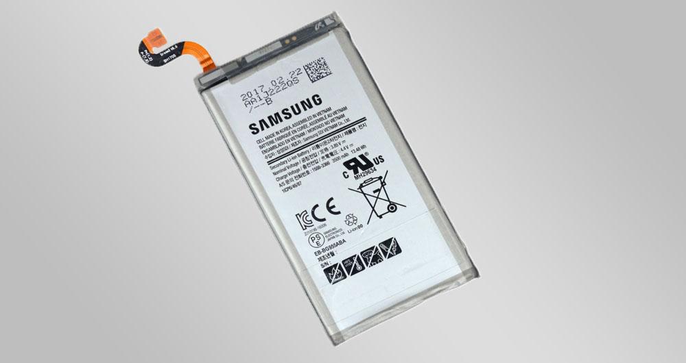 باتری گوشی گلکسی +S8 با Note 7 یکسان است؛ آیا باید منتظر انفجار تازه ای باشیم؟!