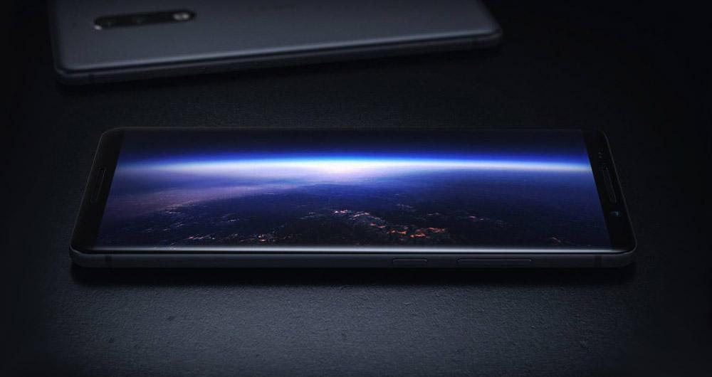 گلکسی S8 سامسونگ مغلوب طراحی بی نظیر گوشی جدید نوکیا