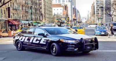 خودروی پلیس جدید فورد