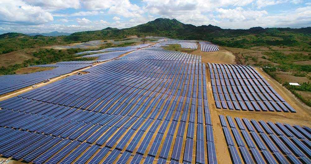مزرعه خورشیدی