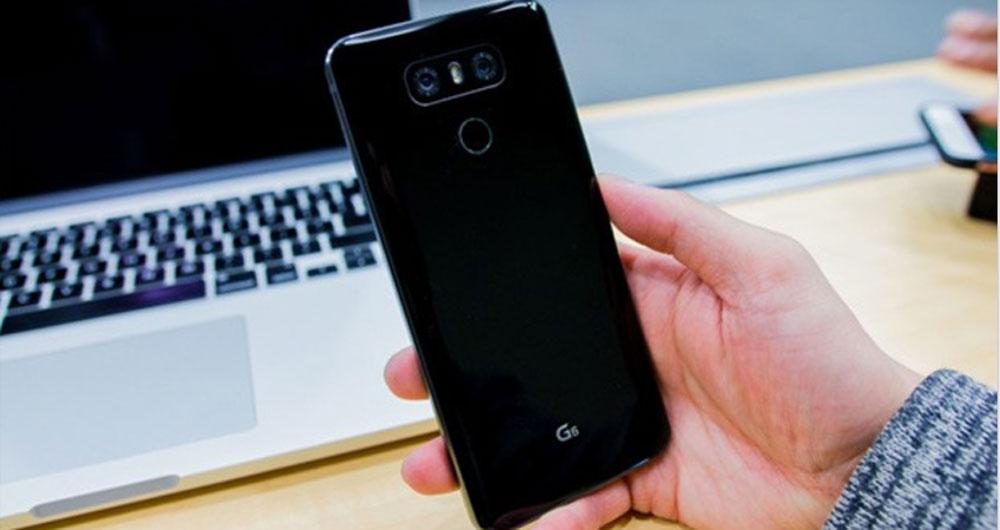 نسخه فای LG G6 با قیمت سه میلیون و پانصد هزارتومان عرضه می شود