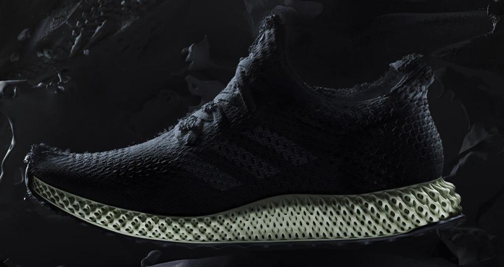 کمپانی آدیداس از پرینتر سهبعدی برای تولید کفش استفاده می کند