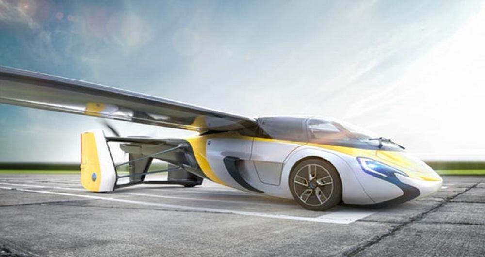 AeroMobil هفته آینده از اتومبیل پرنده تولید انبوه رونمایی می کند
