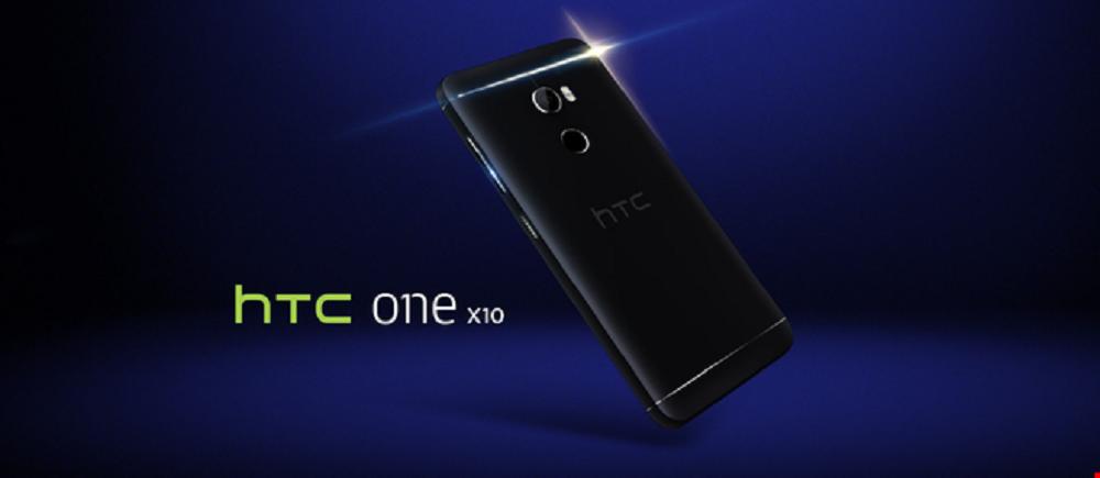 HTC از گوشی One X10 با باتری ۴۰۰۰ میلی آمپری رونمایی کرد