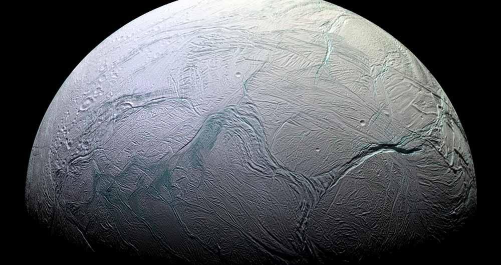 ناسا از احتمال تشکیل حیات در یکی از قمرهای زحل خبر داد