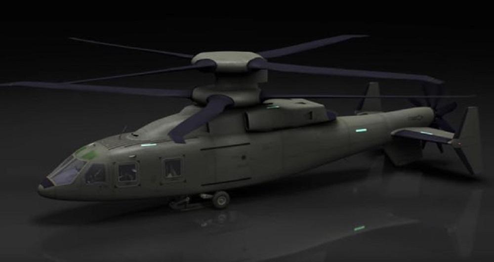 سیکورسکی بوئینگ؛ فناوری X2 در خدمت پرواز عمودی