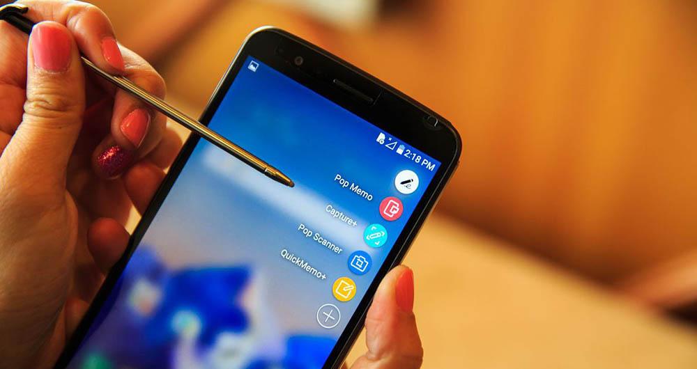 ورود گوشی ال جی استایلوس ۳ به بازار ایران