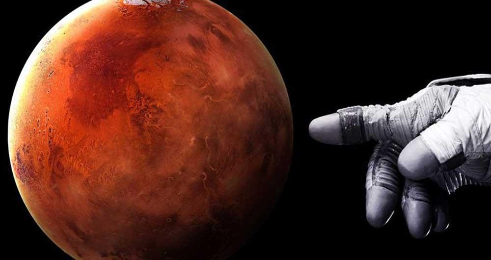 سفر مریخ
