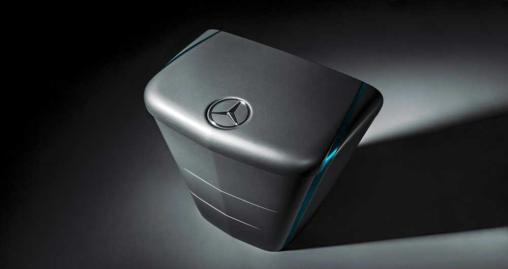 for Mercedes benz energy storage