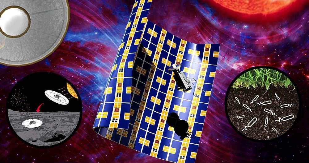 ناسا روی قوه تخیل شما سرمایه گذاری می کند!