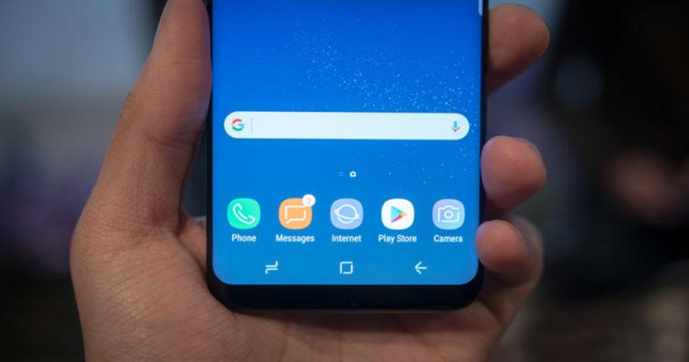 لانچر گلکسی S8 عرضه شد