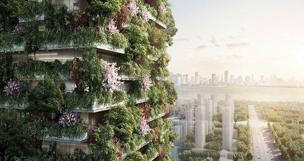 برج های سبز نانجینگ