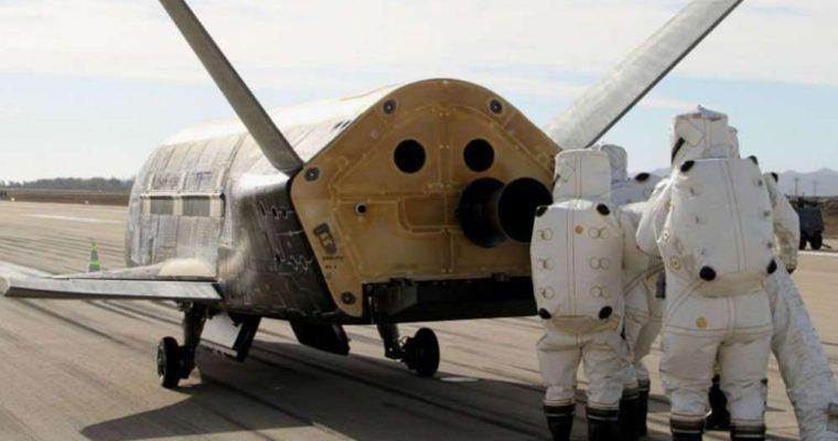 به کار گیری نسل بعدی پیشرانه ها در فضا پیمای مرموز X-37B آمریکا