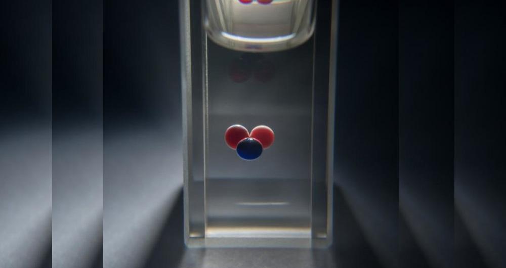 اولین هارد درایو تک بیتی شیمیایی جهان ساخته شد