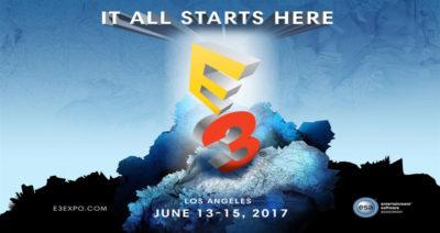 کنفرانس E3 2017
