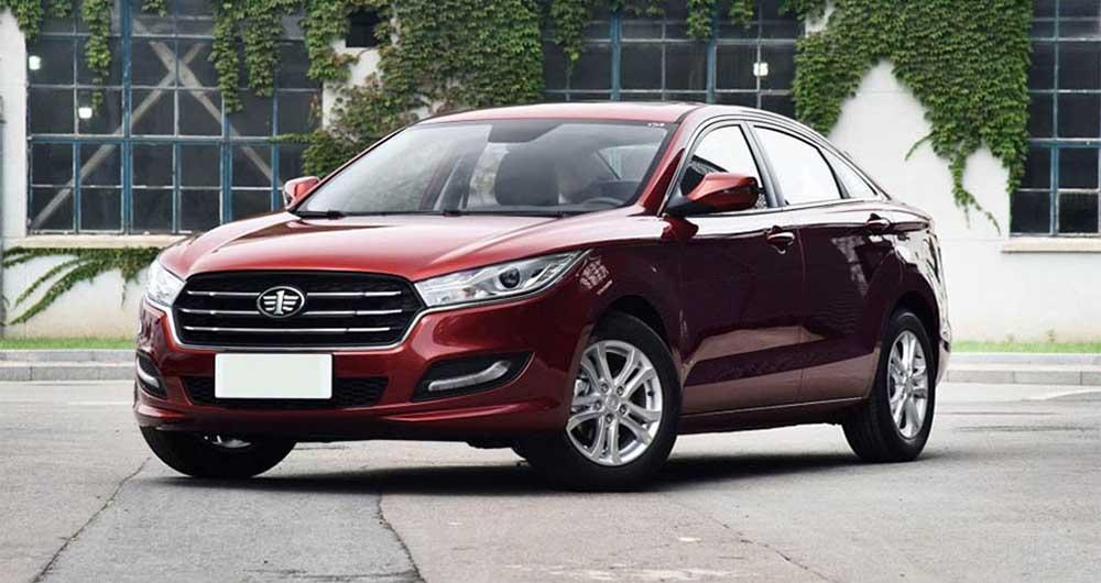 نسل جدید  خودروی بسترن B50 در راه بازار ایران